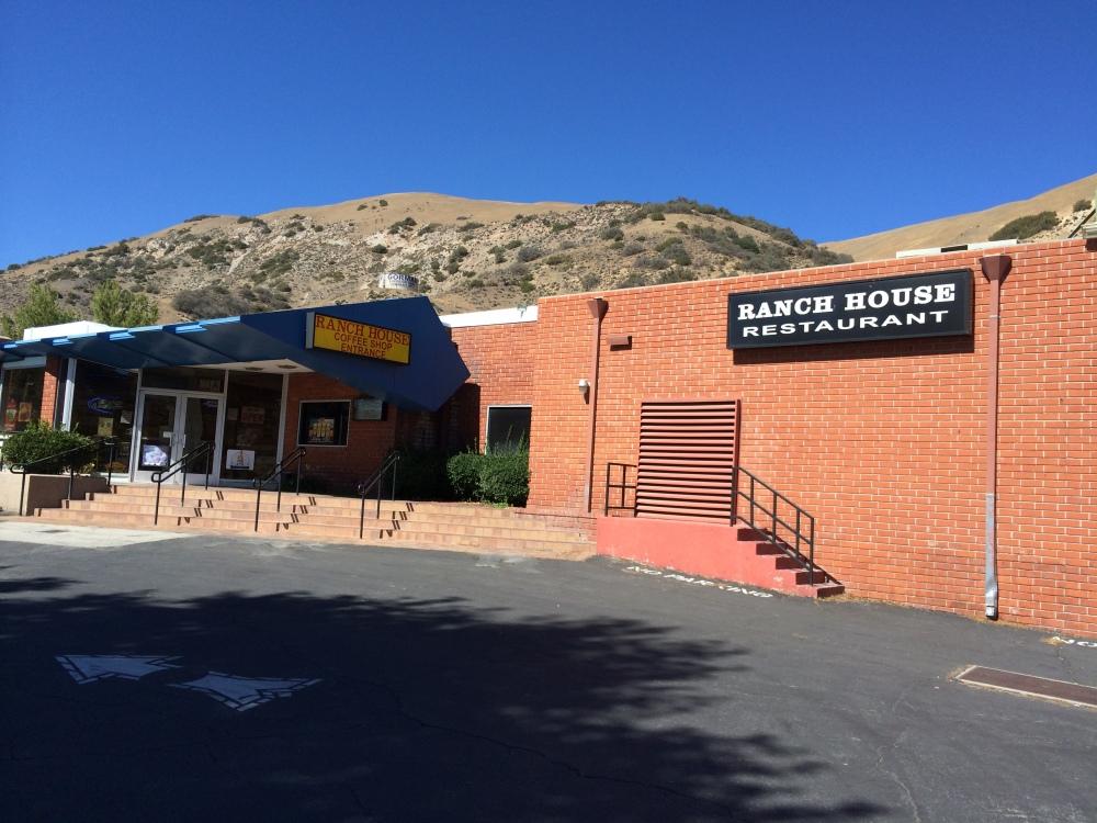 Ranch House Restaurant, Gorman CA (2/2)