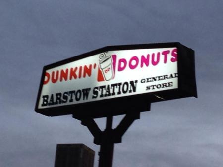 Dunkies Barstow