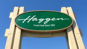 Haggens Sign