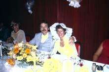 David and bride