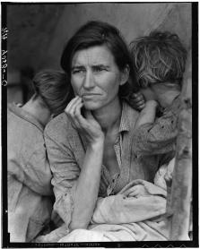 1936 Migrant Worker