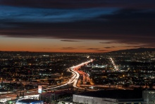 LA Skyline