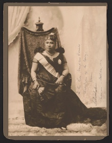 Queen Liliuokalani (Last Queen of Hawaii)