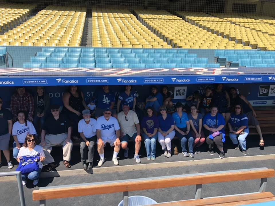 Dodger Tour Group