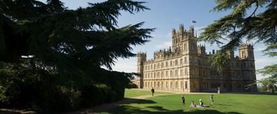 Downgon Abbey mansion